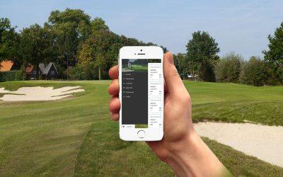 Helmondse Golfclub 'Overbrug' gaat Mobiel