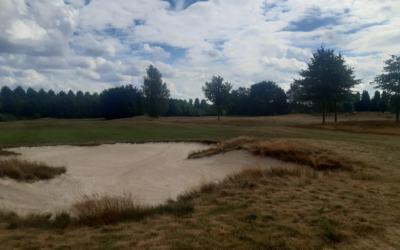 De droogte en onze golfbaan