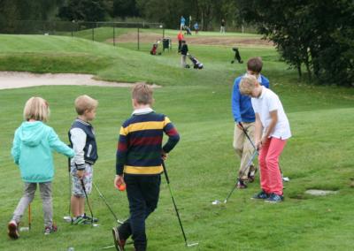 Jeugd start nieuw golfseizoen 2021