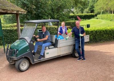 Helmondse Golfclub Overbrug heeft veel vrijwilligers